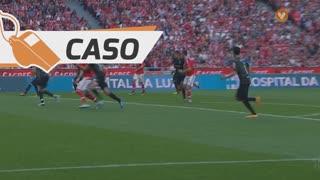 SL Benfica, Caso, K. Mitroglou aos 43'
