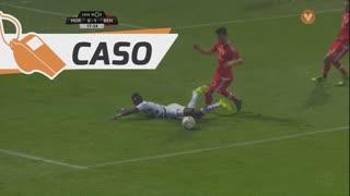 Moreirense FC, Caso, E. Boateng aos 17'