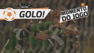 GOLO! Sporting CP, Bruno César aos 40', FC P.Ferreira 0-1 Sporting CP