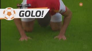 GOLO! SC Braga, Hassan aos 39', SC Braga 1-0 Belenenses