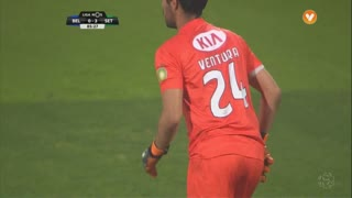 Vitória FC, Jogada, Arnold aos 85'