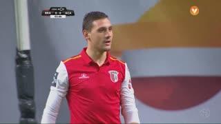 SC Braga, Jogada, N. Stojiljković aos 3'