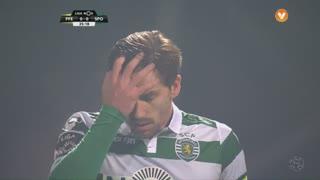 Sporting CP, Jogada, Adrien Silva aos 36'