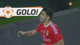 GOLO! SL Benfica, Pizzi aos 29', SL Benfica 1-0 Marítimo M.
