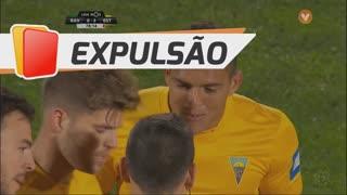 Estoril Praia, Expulsão, Diego Carlos aos 79'