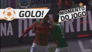 GOLO! Marítimo M., Dyego Sousa aos 70', FC P.Ferreira 2-2 Marítimo M.