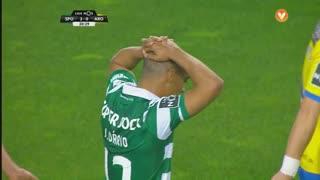 Sporting CP, Jogada, João Mário aos 20'