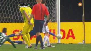 FC P.Ferreira, Jogada, Romeu aos 90'+3'