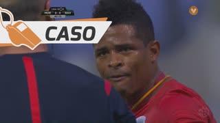 Rio Ave FC, Caso, Heldon aos 41'