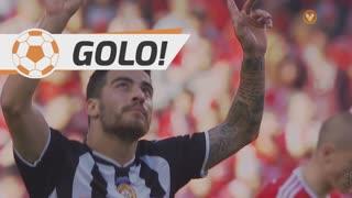 GOLO! CD Nacional, Salvador Agra aos 90'+1', SL Benfica 4-1 CD Nacional