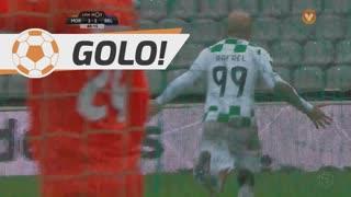 GOLO! Moreirense FC, Rafael Martins aos 48', Moreirense FC 2-2 Os Belenenses
