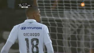 Vitória SC, Jogada, Ricardo Gomes aos 42'