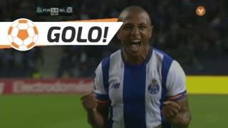 GOLO! FC Porto, Brahimi aos 56', FC Porto 2-0 Belenenses