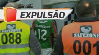 Marítimo M., Expulsão, Edgar Costa aos 86'