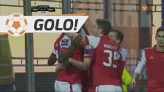 GOLO! SC Braga, W. Boly aos 20', CD Nacional 0-1 SC Braga