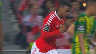 SL Benfica, Jogada, Nélson Semedo aos 45'