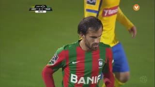 Marítimo M., Jogada, Tiago Rodrigues aos 85'