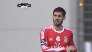 SL Benfica, Jogada, Lisandro López aos 14'