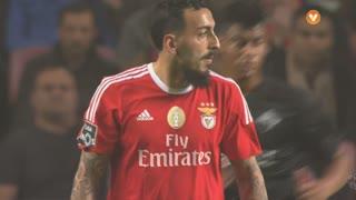 SL Benfica, Jogada, K. Mitroglou aos 12'