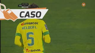 FC P.Ferreira, Caso, Hélder Lopes aos 43'