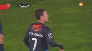 Marítimo M., Jogada, Alex Soares aos 17'