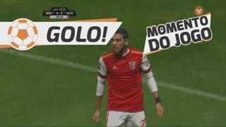 GOLO! SC Braga, Hassan aos 31', SC Braga 1-0 A. Académica