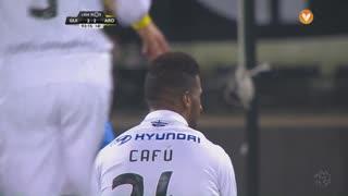 Vitória SC, Jogada, Cafú aos 90'+3'