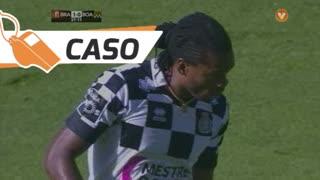 Boavista FC, Caso, M. Uchebo aos 28'