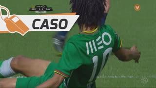 Rio Ave FC, Caso, Kuca aos 7'