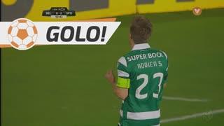 GOLO! Sporting CP, Adrien Silva aos 54', Belenenses 0-3 Sporting CP