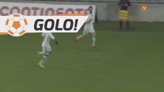 GOLO! CD Nacional, Luís Aurélio aos 90'+4', CD Nacional 2-2 FC Arouca