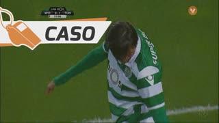 Sporting CP, Caso, B. Ruiz aos 51'