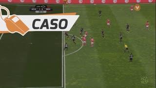 SL Benfica, Caso, K. Mitroglou aos 25'