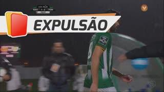 Rio Ave FC, Expulsão, Tarantini aos 77'