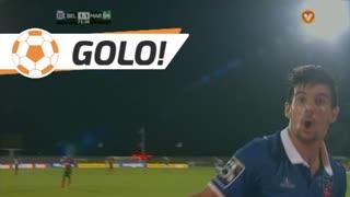 GOLO! Belenenses, Miguel Rosa aos 73', Belenenses 1-1 Marítimo M.