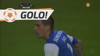 GOLO! FC Porto, Maxi Pereira aos 85', SC Braga 1-1 FC Porto