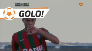GOLO! Marítimo M., Fransérgio aos 33', Belenenses 0-1 Marítimo M.