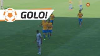 GOLO! Estoril Praia, Léo Bonatini aos 41', Estoril Praia 1-0 U. Madeira