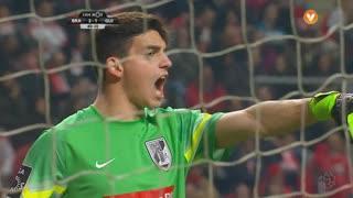 SC Braga, Jogada, Josue aos 41'