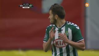 Vitória FC, Jogada, M. Makuszewski aos 3'