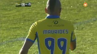 FC Arouca, Jogada, Maurides aos 56'