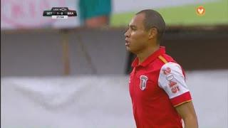 SC Braga, Jogada, Baiano aos 22'