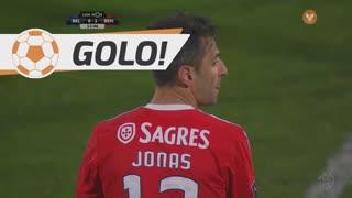GOLO! SL Benfica, Jonas aos 53', Belenenses 0-2 SL Benfica