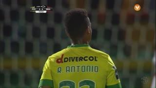 FC P.Ferreira, Jogada, Rodrigo Antônio aos 14'