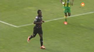Moreirense FC, Jogada, E. Ohemeng aos 2'
