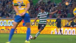Sporting CP, Jogada, Montero aos 75'