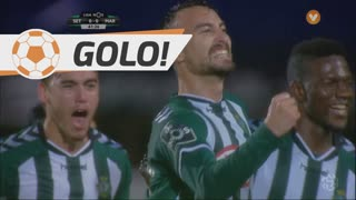 GOLO! Vitória FC, André Claro aos 42', Vitória FC 1-0 Marítimo M.