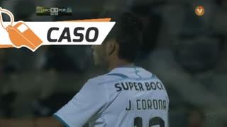 FC Porto, Caso, J. Corona aos 51'