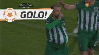GOLO! Rio Ave FC, Bressan aos 19', Vitória SC 0-1 Rio Ave FC