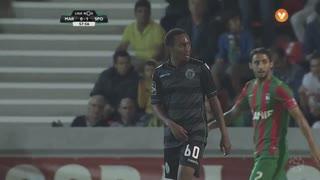 Sporting CP, Jogada, Gelson Martins aos 58'
